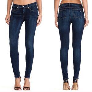Rag & Bone Woodford Dark Wash Skinny Jeans Size 31